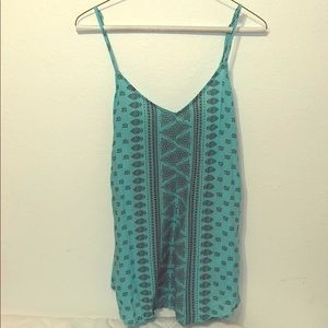 Amuse Society Other - Sexy light blue romper with adjustable straps